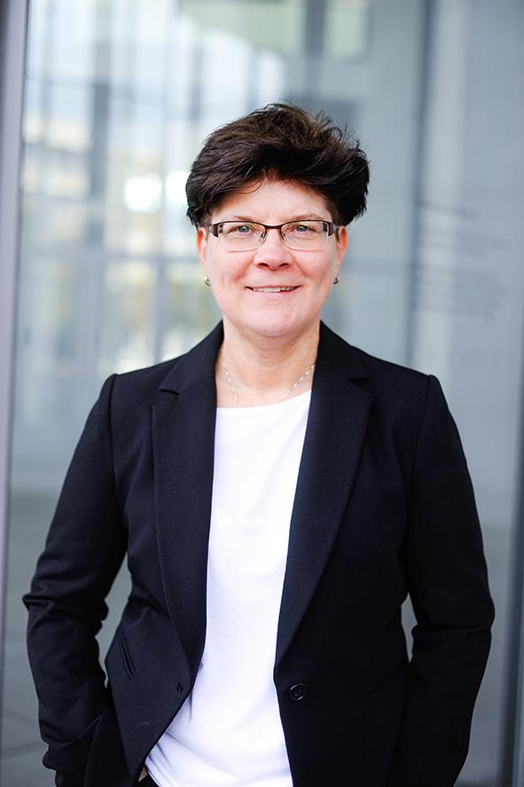 Profilbild von Karin Brandenburger.